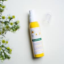 klorane hair spray