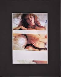 Elvira Mistress Of The Dark Aka Cassandra Peterson 8 X 10 Nude Matted Photo Display The Nude Photo Is 5 X 7 Everything Else