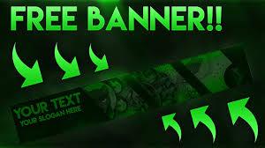 Free Agar Io Banner Channel Art Template Tutorial