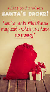 What to do when Santas broke