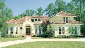 Tuscan Style House Plans  amp  Home Designs   Direct from the Designers™Tuscan House Plans