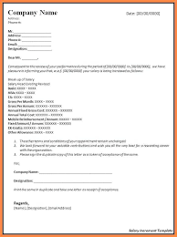 Salary Letters From Employer Salary Increase Proposal Awesome 3 Salary Increase Letter Template