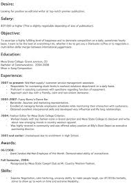 Best Resumes Ever 18 Resume Template Techtrontechnologies Com