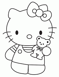 Small Picture Free Printable Teddy Bear Coloring Pages Good Coloring Free