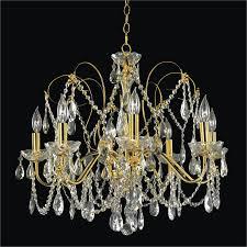 dining room crystal chandelier crown jewel 537ad8lgf 3c