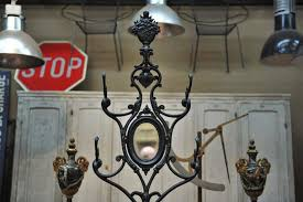 Cast Iron Standing Coat Rack Awesome Art Nouveau French Cast Iron CORNEAU Coat Rack Circa 32 At 32stdibs