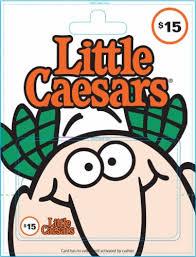 Little Caesars $15 Gift Card, 1 ct - Kroger