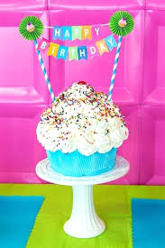 Birthday Cake Bunting Skip To My Template Color