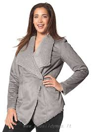 women coats jackets shawl collar faux leather jacket by boysen s 100 polyester 404624