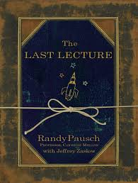 randypauschinformation jan15 the book is done