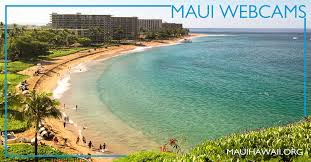 Maui Webcams - See Maui LIVE right now (35 live web cameras)