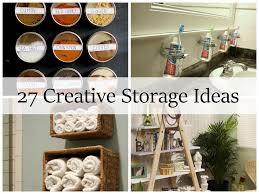 Creative Storage Storage Ideas Text1jpg