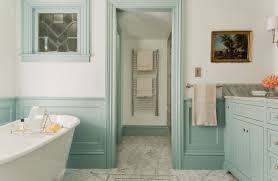 bathroom with wainscoting. View In Gallery Bathroom With Wainscoting O