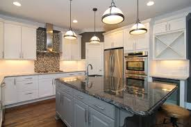 Wrap Around Kitchen Cabinets Main Floor Master Homes Nc Custom Homes Stanton Homes