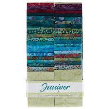 Daily Deal - Quilting Fabric for Sale — Missouri Star Quilt Co. & Juniper Batiks Strips Adamdwight.com