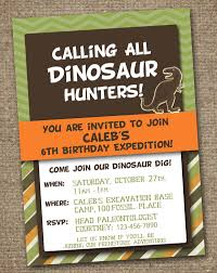 free dinosaur party invitations freebie friday free dinosaur party printables