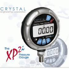 crystal xp2i digital logging pressure gauge 690bar nata