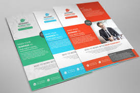 Business Flyer Templates V001 On Risd Portfolios Photography