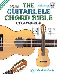 Buy The Guitalele Chord Bible Adgcea Standard Tuning 1 728