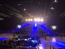 Hard Rock Live At Etess Arena Section 207