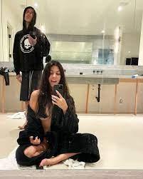 Kourtney Kardashian Is Nearly Nude ...