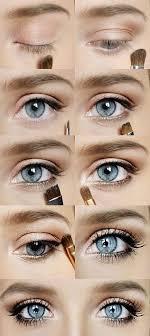 cute natural eye makeup 6092
