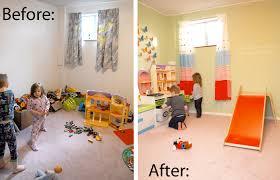 Unfinished Basement Playroom Ideas  Ksknus - Finished basement kids