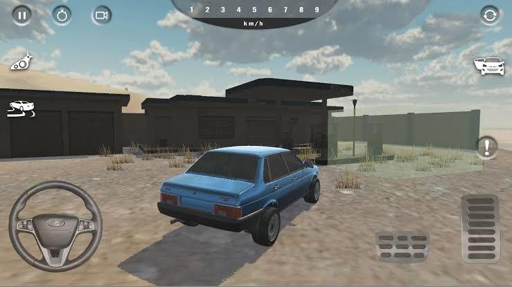 RussianCar: Simulator Mod Apk 0.3.2