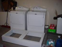 washer and dryer stands. Maytag Neptune Washer, Dryer, Stand Washer And Dryer Stands