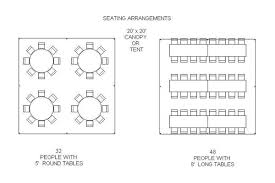 Tent Seating Chart Party Tent Diagram Wiring Schematic Diagram
