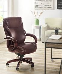 this is one of the traditional big heavy and especially very comfortable office chairs the advanced layering system of the chair provides zone based