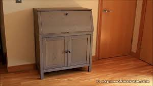 ikea secretary desk hutch hemnes bureau you alve