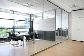home office why glass walls doors are all the rage office remodels wall interior design and style ideas home desk floor plan creator small professional