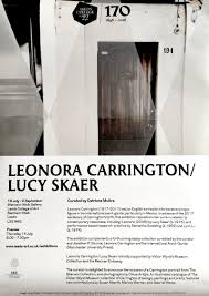 marina warner writer and mythographer mw has contributed an essay to the catalogue of leonora carrington lucy skaer co edited by the curator and jonathon p eburne leonora carrington and