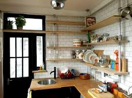 pipe pantry shelves