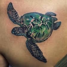 тату черепахи на лопатке девушки фото рисунки эскизы