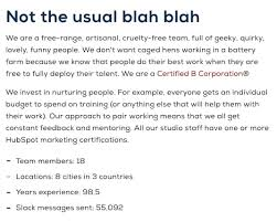 Copywriting Examples 14 Copywriting Examples From Businesses With Incredible