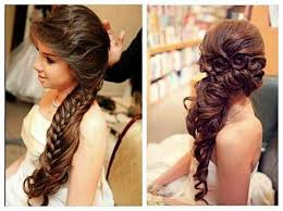Hairstyle For Indian Wedding Wedding Hairstyles Long Hair Wedding Pro