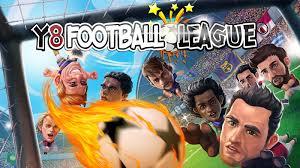 y8 football league sports game 1 1 8 screenshot 1