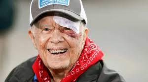 Former President Jimmy Carter released ...
