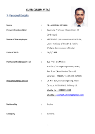 curriculum cv tk category curriculum vitae