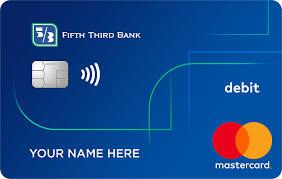 fifth third debit card contactless
