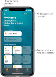 Home Automation Lights Iphone A Look At Home On Iphone Apple Support