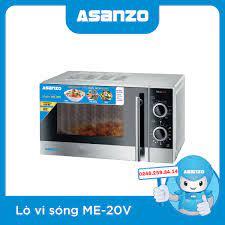 Lò Vi Sóng Asanzo ME-20V chính hãng, giá rẻ tại Hà Nội