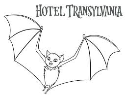 Hotel Transylvania Coloring Pages At Getdrawingscom Free For