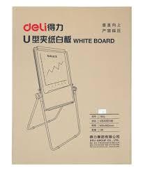 Deli E7891 Foldable Flip Chart Easel 60x90cm