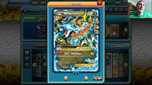 MEGA Charizard X! - Pokemon Trading Card Game Online - Let's Play - Part  125 - YouTube