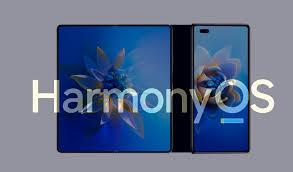 Huawei Mate X2 4G HarmonyOS 2.0 version ...