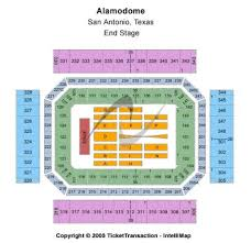 Alamodome Seating Chart Alamodome Tickets And Alamodome Seating Chart Buy