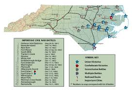 war battles in north carolina